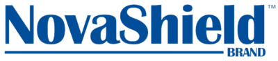 NovaShield Logo Blue